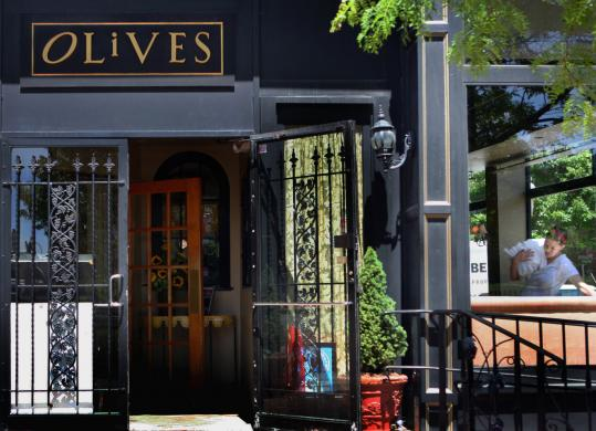 Thursday night, Olives restaurant had its third grease fire since 2001, causing damage estimated at $200,000.