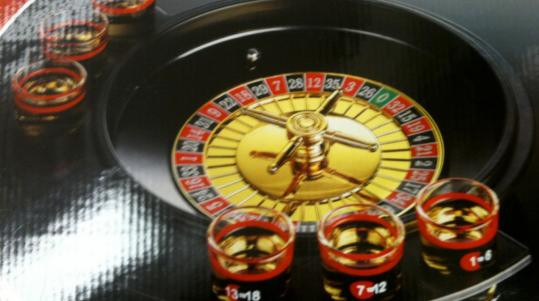 A product at T.J. Maxx stores made a drinking game out of roulette.