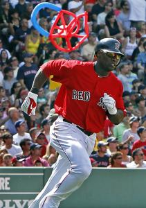 Red Sox outfielder Mike Cameron wasn't full of hot air when he said his big offensive day made him feel a lot better.