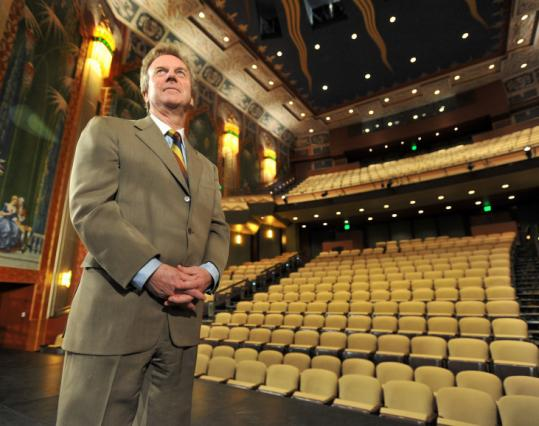 "Robert Orchard, Emerson's arts chief, calls ArtsEmerson ""the most significant initiative in Boston theater in 30 years.''"