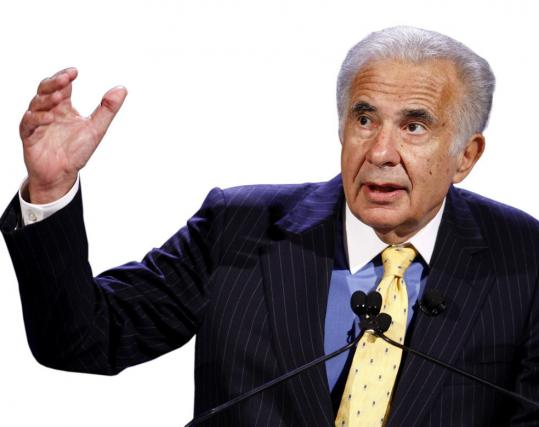 Icahn's hunger for short-term profits risks lifesaving drugs.