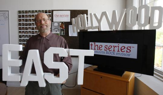 David Kirkpatrick, cofounder of Plymouth Rock Studios, is venturing off in his own direction, to continue working on the Hollywood East TV YouTube site for video sharing.