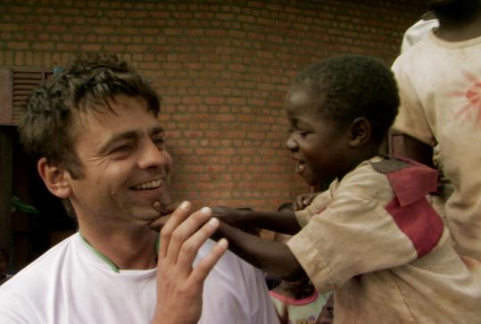 """Living in Emergency'' follows the work of four doctors, including Chris Brasher, in war-torn regions of Africa."