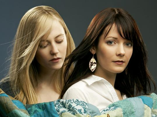 Performers at the Boston Music Festival on Sunday include Canadian folk-pop duo Dala.