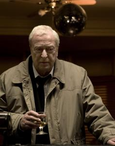 Michael Caine plays title character Harry Brown, a widower and former Royal Marine set on vengeance.
