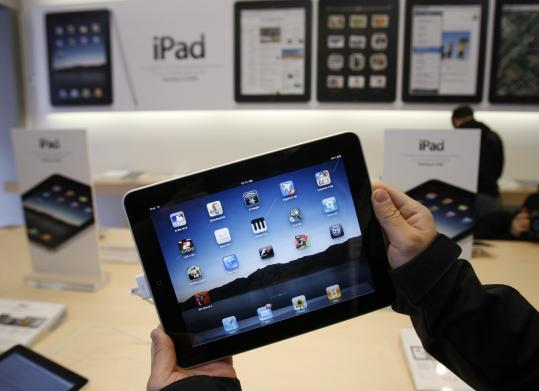 Paul Sakuma/Associated Press/File 2010 AT&T says the flaw that exposed-mail addresses of more than 114,000 iPad users has been corrected.