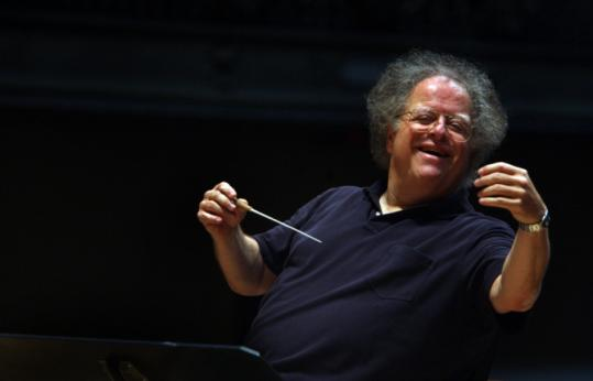 BSO music director James Levine will miss eight scheduled concerts at Tanglewood this summer as he recuperates from two back surgeries.