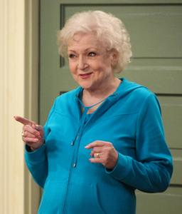 Betty White stars as a firecracker caretaker in a house shared by three middle-aged women.