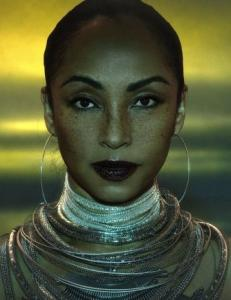 Sade had a number one hit in February with her first album in 10 years.