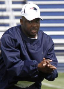 Patriots defensive backs coach Corwin Brown played eight seasons in the league.
