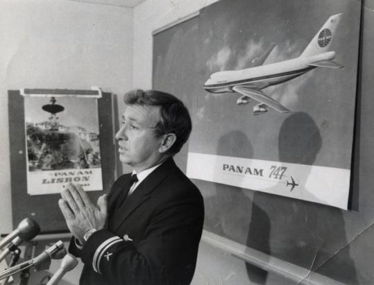 Mr. Ferruggio, the in-flight director, was credited with saving about 170 lives in 1970.