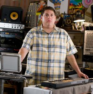 Jonah Hill stars as Cyrus, a 20-year-old who has a strange relationship with his mother and causes problems for her boyfriend.