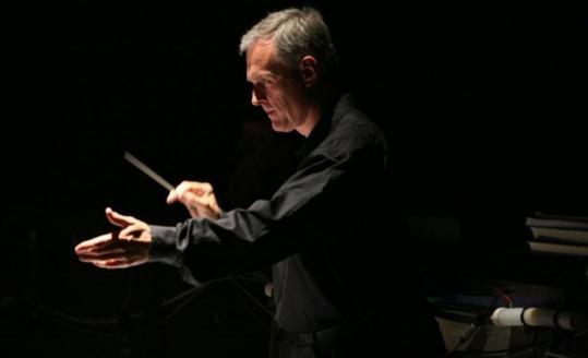 "British conductor David Angus made his Boston Lyric Opera debut in April, leading a performance of Mozart's ""Idomeneo.''"