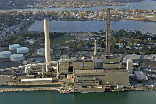 The Conservation Law Foundation contends the Salem Harbor Power Station violated pollution allowances at least 317 times.