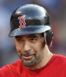 MIKE LOWELL Won't hide any injuries