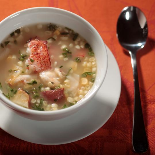 things cod and lobster chowder lobster chowder nantucket lobster stew ...