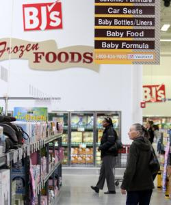 BJ's membership income is seen as a key draw for a private equity firm.