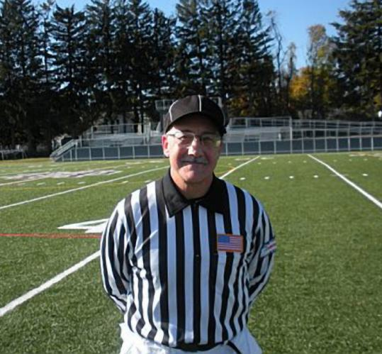 "His role at the world championship ""is the culmination of my lacrosse officiating career,'' said Holliston's Jim Carboneau."
