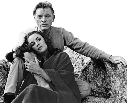 The public's fascination with the romance between Elizabeth Taylor and Richard Burton far eclipsed that with Angelina Jolie and Brad Pitt.