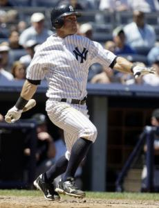 Brett Gardner hit his first career grand slam during the Yankees' explosive third inning.