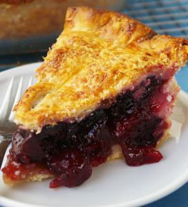 Two Fat Cats Bakery's cherry pie