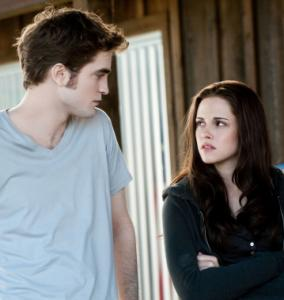 Robert Pattinson and Kristen Stewart in &#8220;The Twilight Saga: Eclipse.&#8217;&#8217;