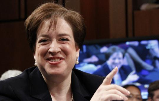 Elena Kagan's prolific fund-raising sets her apart from the current Supreme Court justices. The nominee testified last week before the Senate Judiciary Committee on Capitol Hill.