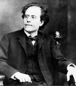 The symphonies of Gustav Mahler (pictured) have ardent advocates in Michael Tilson Thomas, the late Leonard Bernstein, and Esa-Pekka Salonen.