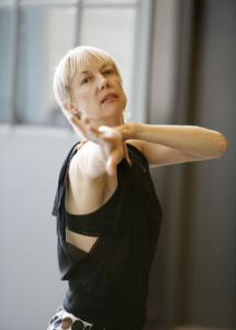 """""""Physics makes me dream,'' says choreographer Karole Armitage, whose company will perform """"Three Theories,'' inspired by Brian Greene's bestseller """"The Elegant Universe,'' at Jacob's Pillow."""