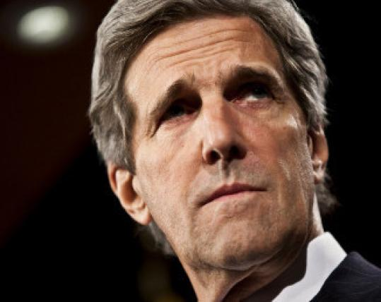 Senator John F. Kerry said the White House lacks a solid plan for Afghanistan.