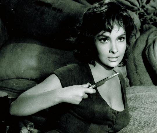 "Gina Lollobrigida plays a village woman who plots to exploit one man in order to be with another in ""The Law.''"