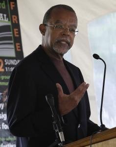 Henry Louis Gates is pictured in August 2009, less than a month after his arrest by the Cambridge Police.
