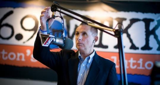 WTKK's Jay Severin has been added to the list of broadcasters monitored by Media Matters.