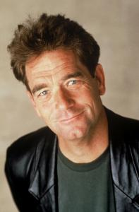 Huey Lewis says he winds down with a book every night, even when he's on tour.