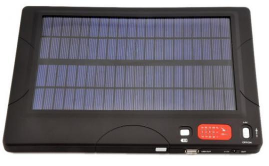 Солнечная батарея со встроенным аккумулятором может служить как источником питания, так и зарядником практически для...