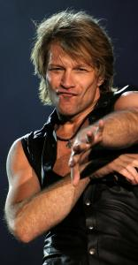 Frontman Jon Bon Jovi (pictured last month in Spain) and his Bon Jovi bandmates have earned a number of honors in recent months.