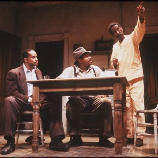 essay piano lesson august wilson I think august wilson's play the piano lesson tells us that although there is nothingwrong with persuing the american dream, it should not be at the expense of ones heritageor culture.