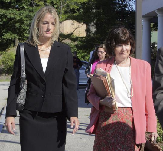 Teachers In Custody: Audrey Beidleman Grabarkiewicz, 44