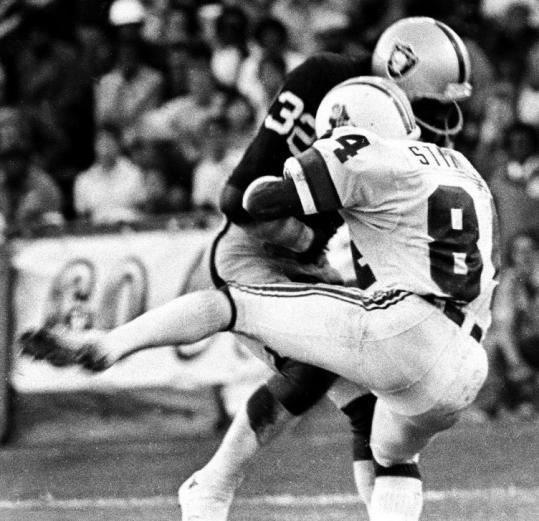 Jack Tatum, 61, NFL all star known for hard-hitting play ...