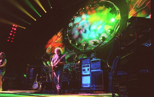 The Grateful Dead, led by Jerry Garcia (center above), developed one the most innovative marketing techniques in the music industry.