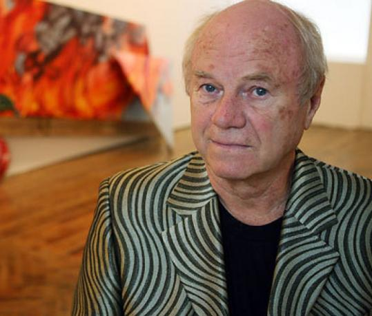 """If it was a small show or something else, OK. But no way. It's a big deal. I just can't do it,'' James Rosenquist said."