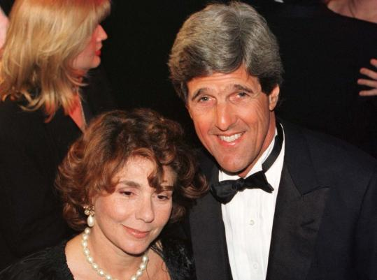 Almost all of Senator John F. Kerry's wealth — his reported joint assets this year of at least $231 million — comes from his wife, Theresa Heinz Kerry, heiress to the Heinz ketchup fortune.