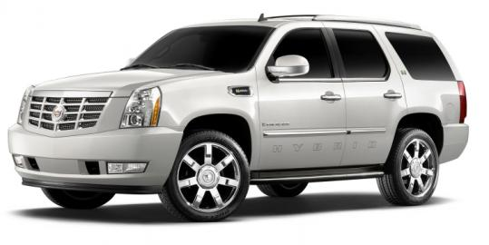 The Cadillac Escalade, which starts at $62,495, has ranked as the most-stolen in six of the last seven theft data reports.