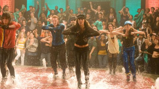 Talented dancers abound in the latest ''Step Up'' sequel.