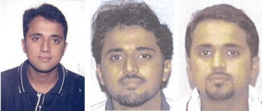 The FBI provided these undated images of Adnan Shukrijumah, the new chief of Al Qaeda's global operations.