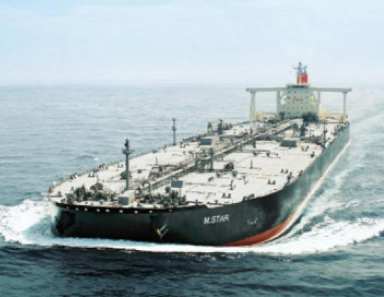 The Mitsui OSK Lines tanker M. Star was reportedly struck July 28 by an explosives-laden dinghy in the Persian Gulf.
