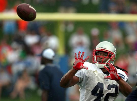 Coach Bill Belichick has cited the ability of BenJarvus Green-Ellis (above) to take instruction.