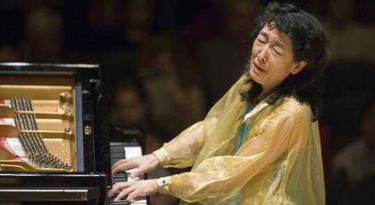 Pianist Mitsuko Pianist Mitsuko Uchida