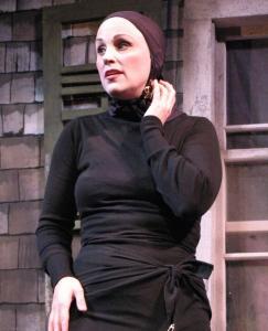 "Jacquelyn Piro Donovan in ""Grey Gardens'' in Dennis."