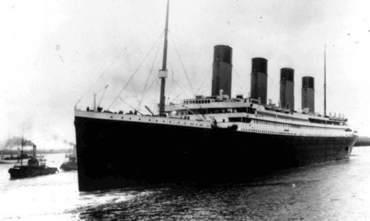 The Titanic departed England in April 1912 on its maiden voyage. Scientists will created a 3-D map of the wreckage, which lies on the Atlantic floor.
